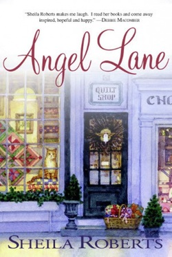 Angel Lane by Sheila Roberts